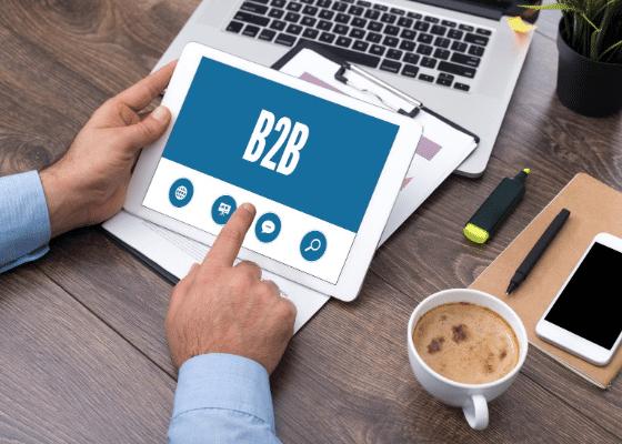 B2B בעסקים